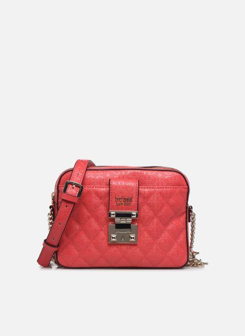 Handtassen Guess TIGGY CAMERA BAG Rood detail