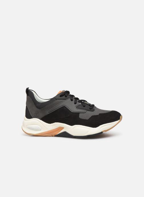 Sneakers Timberland Delphiville Leather Sneaker Zwart achterkant