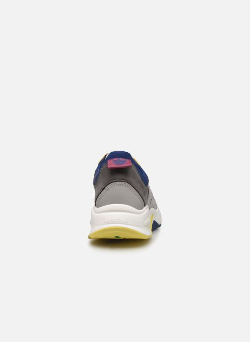 Baskets Timberland Delphiville Leather Sneaker Multicolore vue droite