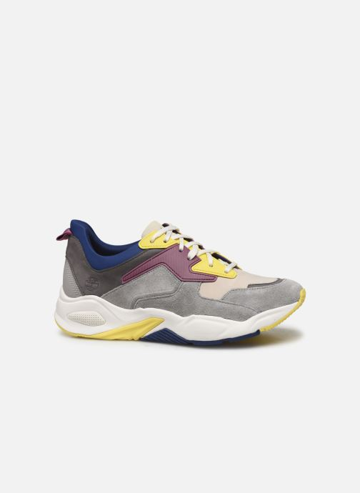 Trainers Timberland Delphiville Leather Sneaker Multicolor back view