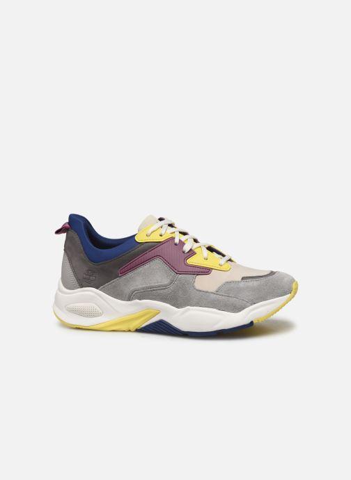 Baskets Timberland Delphiville Leather Sneaker Multicolore vue derrière