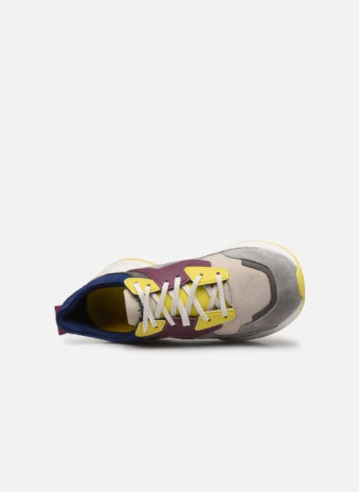 Trainers Timberland Delphiville Leather Sneaker Multicolor view from the left