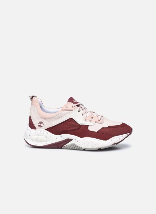 Timberland Delphiville Leather Sneaker - Bordeaux
