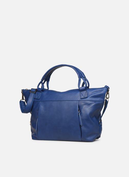 Handväskor Sabrina Raphaëlle Blå bild av skorna på
