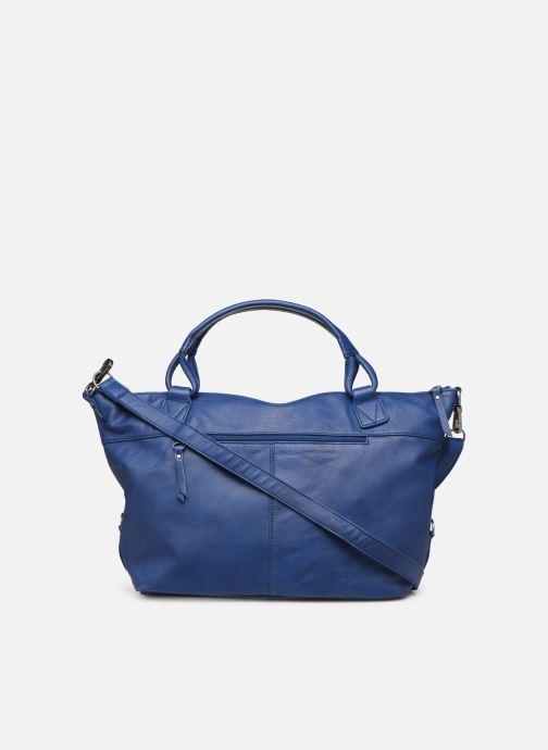 Handväskor Sabrina Raphaëlle Blå bild från framsidan