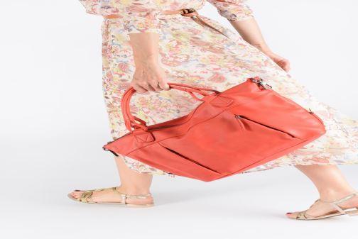 Handväskor Sabrina Raphaëlle Blå bild från under