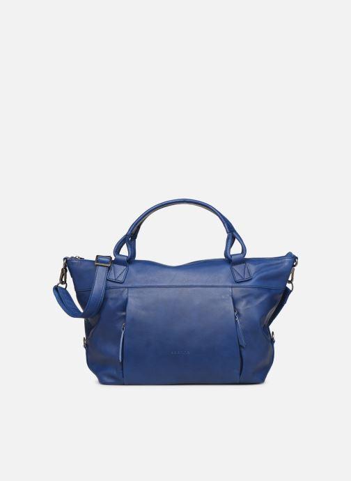 Handväskor Sabrina Raphaëlle Blå detaljerad bild på paret