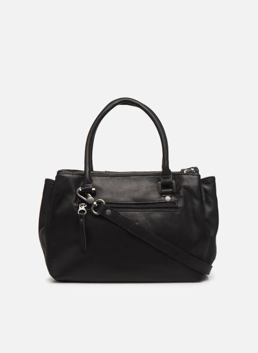 Håndtasker Sabrina Enora Sort se forfra