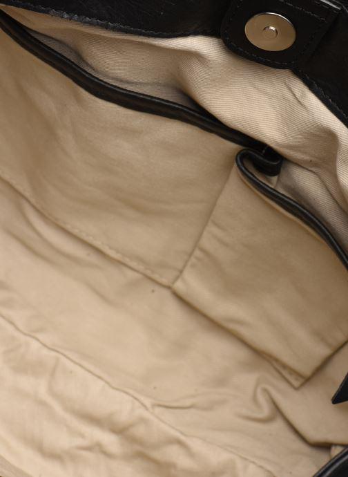 Håndtasker Sabrina Enora Sort se bagfra