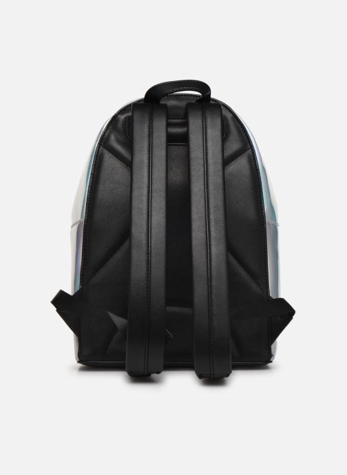 Sacs à dos Guess BACKPACK Argent vue face