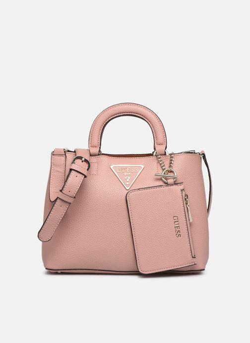 Guess pink handbag cute | Pink handbags, Handbags, Tote bag