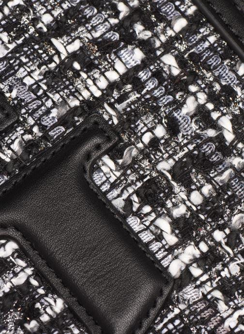 Bolsos de mano Guess CHRISSY CONVERTIBLE CROSSBODY FLAP Negro vista lateral izquierda
