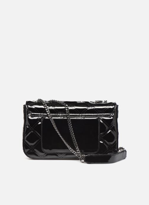 Sacs à main Guess OPEN ROAD CONVERTIBLE CROSSBODY Noir vue face