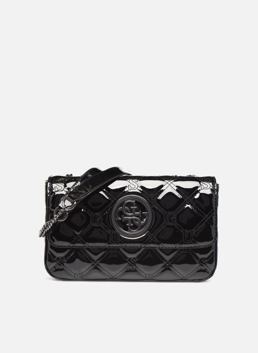 Sacs à main Guess OPEN ROAD CONVERTIBLE CROSSBODY Noir vue détail/paire