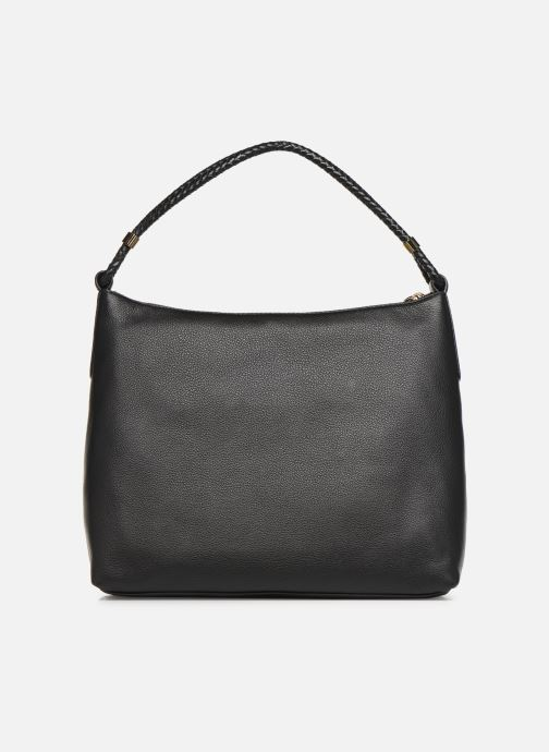 Handtaschen Michael Michael Kors LEXINGTON LG SHOULDER schwarz ansicht von vorne