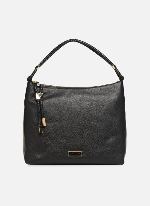 Handtassen Michael Michael Kors LEXINGTON LG SHOULDER Zwart detail