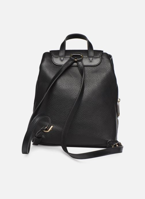 Sacs à dos Michael Michael Kors RAVEN MD BACKPACK Noir vue face