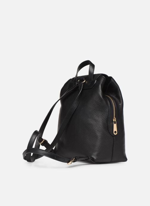 Rucksacks Michael Michael Kors RAVEN MD BACKPACK Black view from the right