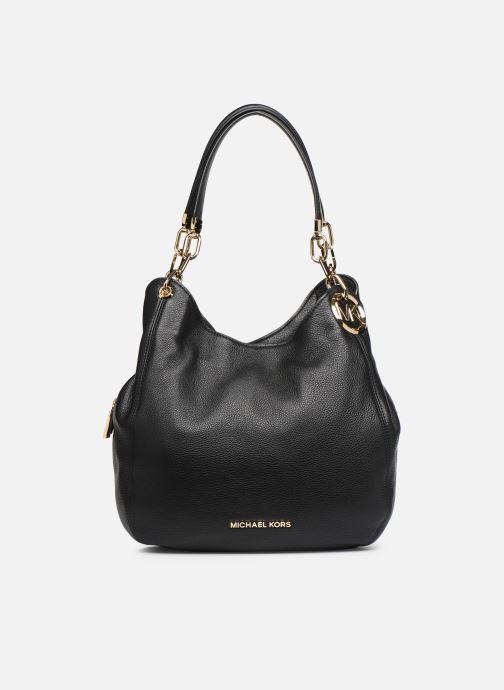 Handtaschen Michael Michael Kors LILIE LG CHAIN SHOULDER TOTE schwarz detaillierte ansicht/modell