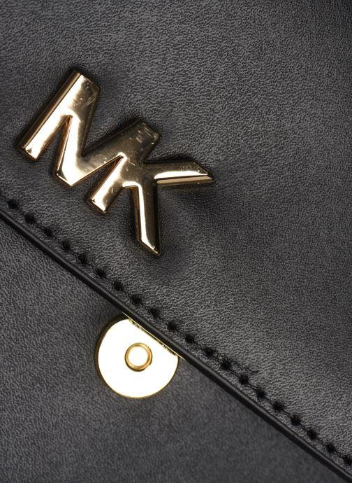 Kleine lederwaren Michael Michael Kors MOTT BELT BAG Zwart links