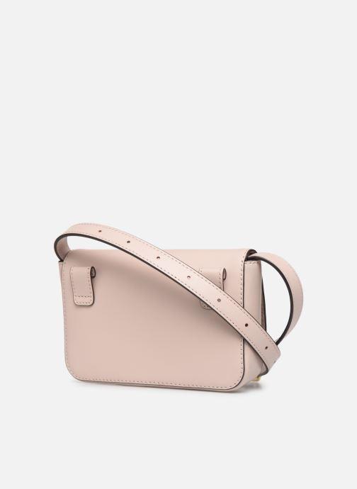Portemonnaies & Clutches Michael Michael Kors MOTT BELT BAG rosa ansicht von rechts