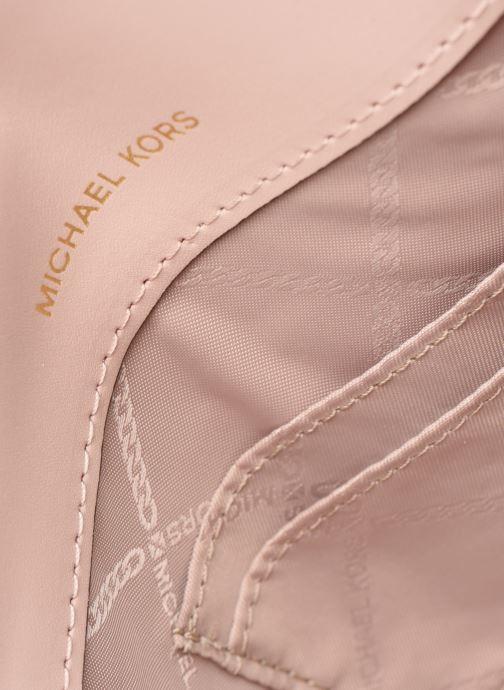 Marroquinería pequeña Michael Michael Kors MOTT BELT BAG Rosa vistra trasera