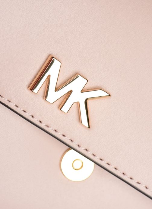 Portemonnaies & Clutches Michael Michael Kors MOTT BELT BAG rosa ansicht von links