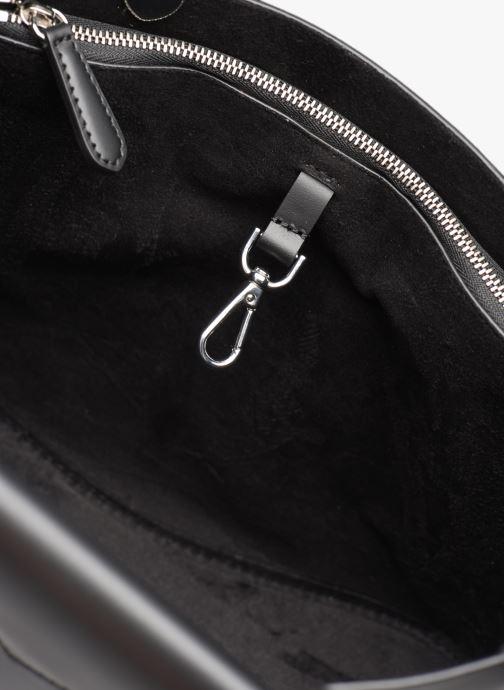 Handtassen Michael Michael Kors BLAKELY MD MESSENGER Zwart achterkant
