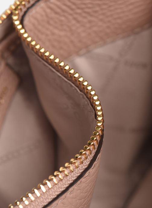 Mini Bags Michael Michael Kors LG DOUBLE POUCH CROSSBODY rosa ansicht von hinten