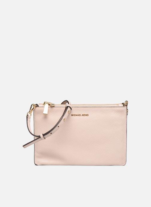 Mini Bags Michael Michael Kors LG DOUBLE POUCH CROSSBODY rosa detaillierte ansicht/modell