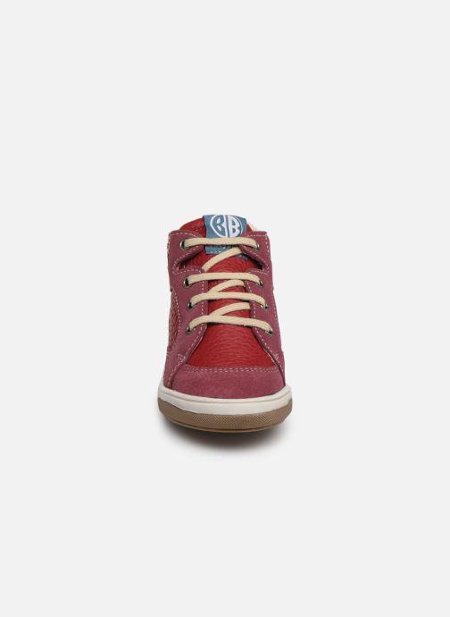 Sneakers Babybotte Ailice Rød se skoene på