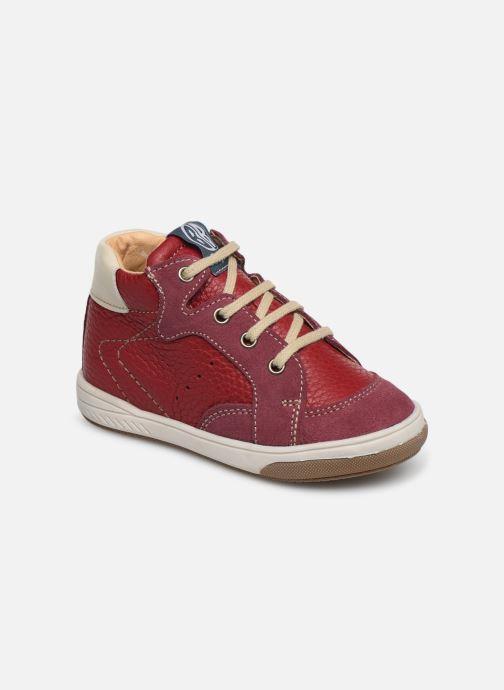 Sneakers Babybotte Ailice Rød detaljeret billede af skoene