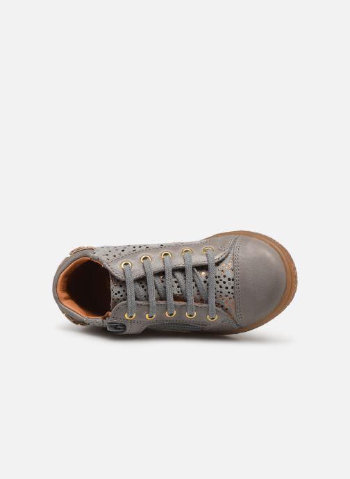 Stiefeletten & Boots Babybotte Aivantail grau ansicht von links