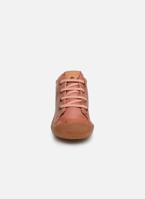 Bottines et boots Babybotte Andy Rose vue portées chaussures