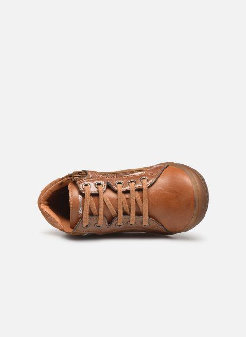 Bottines et boots Babybotte Arbustine Marron vue gauche