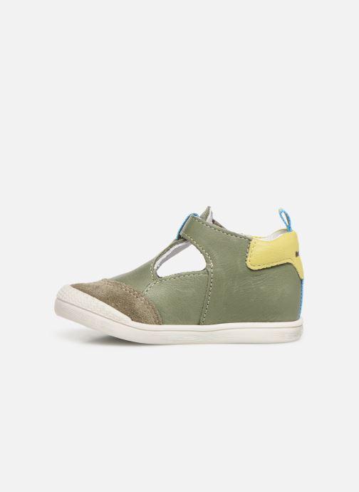 Sandales et nu-pieds Babybotte PALA Vert vue face