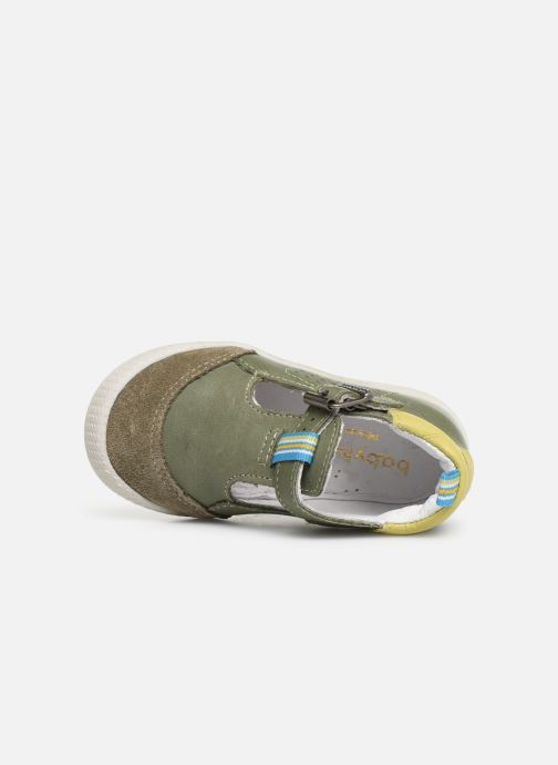 Sandales et nu-pieds Babybotte PALA Vert vue gauche
