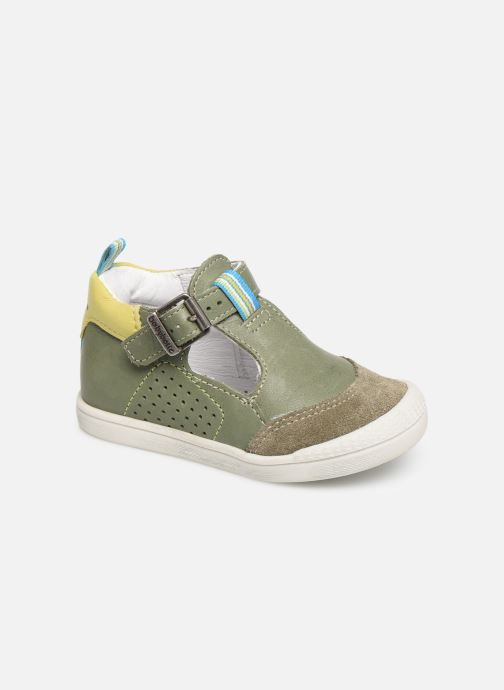 Sandalen Babybotte PALA Groen detail