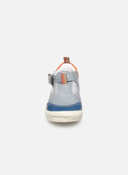 Sandali e scarpe aperte Babybotte PALA Azzurro modello indossato