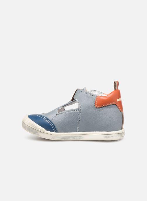 Sandali e scarpe aperte Babybotte PALA Azzurro immagine frontale