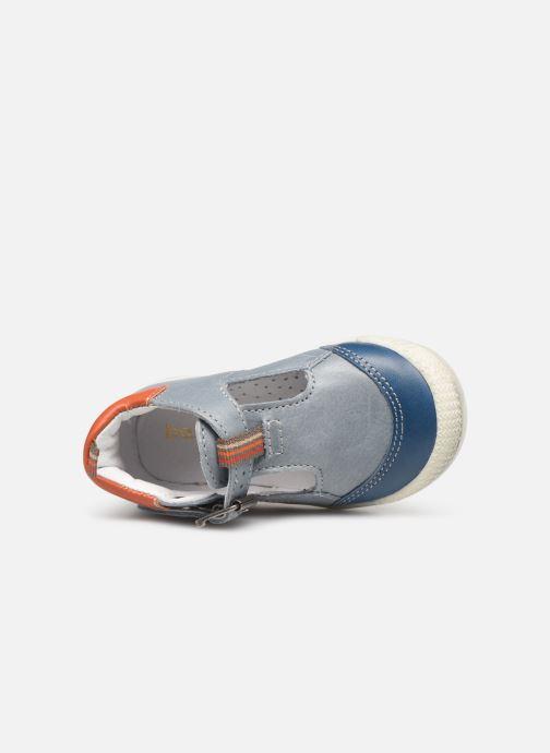 Sandali e scarpe aperte Babybotte PALA Azzurro immagine sinistra