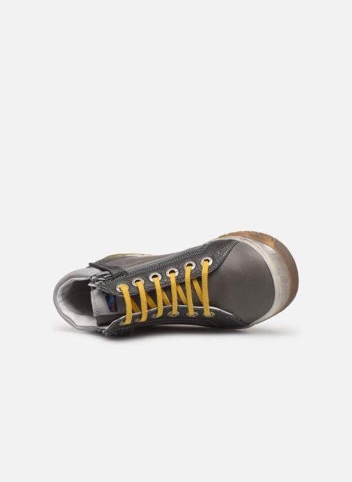 Sneakers Le Loup Blanc Hawai Grijs links