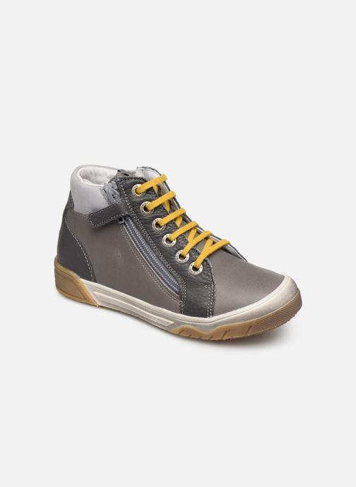 Sneakers Le Loup Blanc Hawai Grijs detail