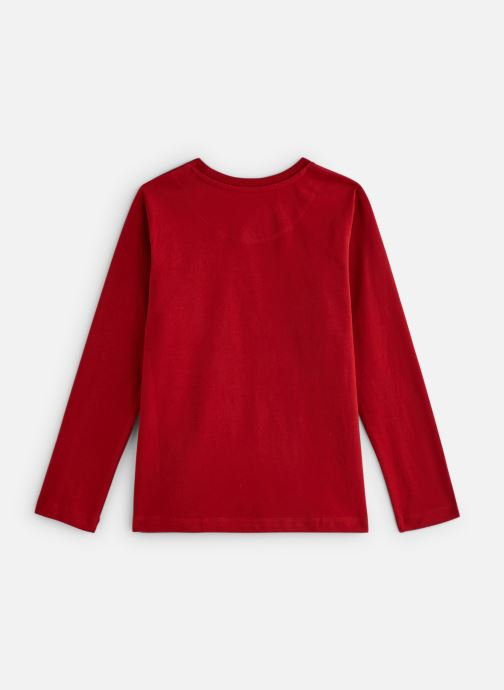 Kleding Monoprix Kids T-shirt manches longues Truck Rood onder