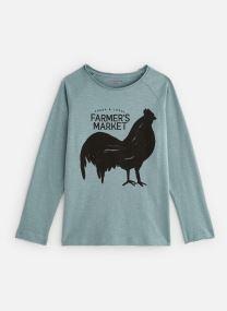 Kleding Accessoires T-shirt manches longues Coq