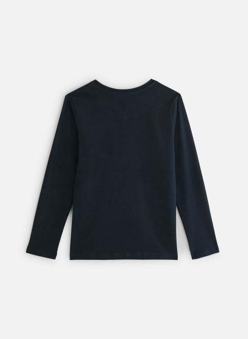 Vêtements Monoprix Kids T-shirt manches longues Photoprint Bleu vue bas / vue portée sac