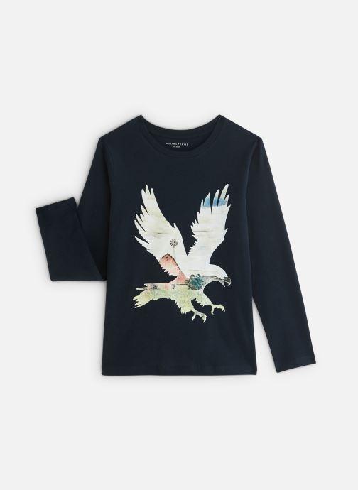 Vêtements Monoprix Kids T-shirt manches longues Photoprint Bleu vue détail/paire