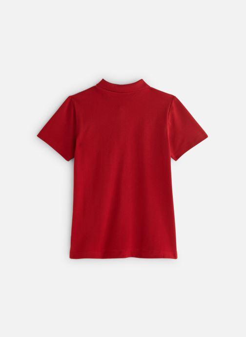 Kleding Monoprix Kids T-shirt manches courtes Piq UNBIO Rood onder