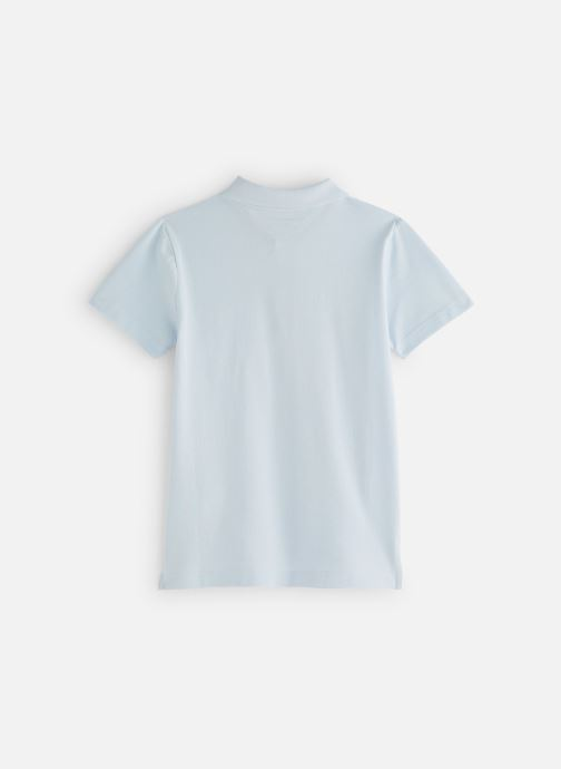 Vêtements Monoprix Kids T-shirt manches courtes Piq UNBIO Blanc vue bas / vue portée sac