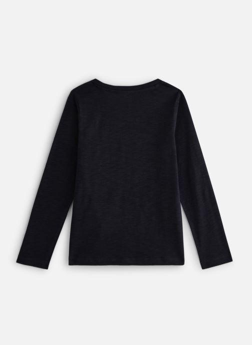 Vêtements Monoprix Kids T-shirt manches longues Magic Fox Bleu vue bas / vue portée sac